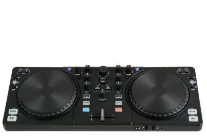 DJ mixer pult - i kompakt design