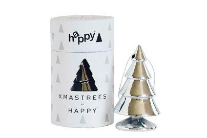 HAPPY XMASTREES SØLV